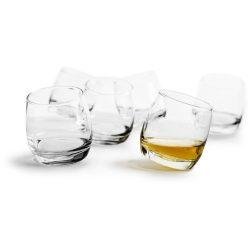 Sagaform Bar Whiskyglass 20 cl 6-pack