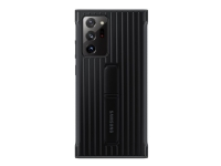 Samsung - Baksidedeksel for mobiltelefon - svart - 6.9 - for Galaxy Note20 Ultra, Note20 Ultra 5G