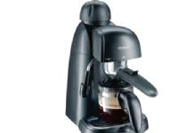 Severin KA 5978, Espressomaskin, 0,22 l, 800 W, Svart