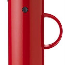 Stelton presskanne 8 kopper rød