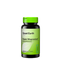 Super Magnesium 375 mg, 60 kapsler