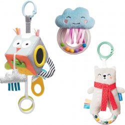 Taf Toys Aktivitetsleke 3-Pack