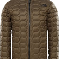 The North Face Thermoball Jakke Barn, New Taupe Green S