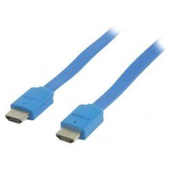 Valueline High Speed Flat HDMI-kabel med Ethernet 2,00m