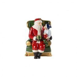 Villeroy & Boch Christmas Toy's Sittende Julenisse
