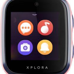 Xplora 4 Mobilklokke For Barn NO, Pink