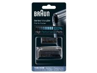 Braun BR-CP10B, 1 hoder, Svart, Rustfritt stål, 2000/1000, 10 g