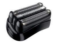 Braun Kombipack 21B - Barberkassett - for barbermaskin - svart