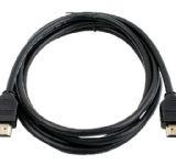 NewStar - Høy hastighet HDMI-kabel - HDMI (hann) til HDMI (hann) - 7.5 m - svart