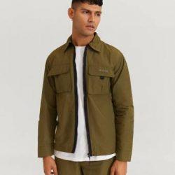 Nicce Skjorte Quatro Shirt Grønn