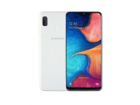 Samsung Galaxy A20e White, 5.8 , PLS TFT, 720 x 1560, Exynos 7884, Internal RAM 3 GB, 32 GB, microSD, Dual SIM, Nano-SIM, 3G, 4G, Main camera Dual 13+5 MP, Secondary camera 8 MP, Android, 9.0, 3000 mAh