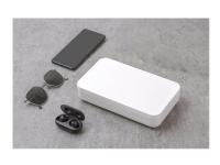 Samsung ITFIT - UV disinfector / wireless charger for mobiltelefon, smart armbåndsur, earphones - hvit