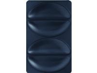 Tefal Plattenset Nr. 8 Teigtaschen XA8008 schwarz / edelstahl