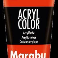 Acrylmaling Marabu 100 Ml 006 Vermilion