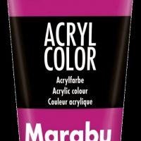 Acrylmaling Marabu 100 Ml 014 Magenta
