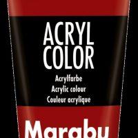 Acrylmaling Marabu 100 Ml 038 Ruby Red
