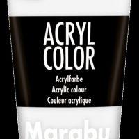 Acrylmaling Marabu 100 Ml 070 White