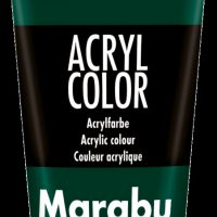 Acrylmaling Marabu 100 Ml 075 Pine Green