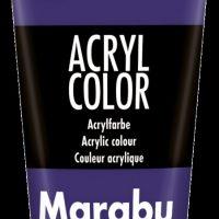 Acrylmaling Marabu 100 Ml 251 Violet