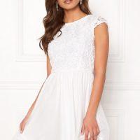 BUBBLEROOM Ayla dress White 34