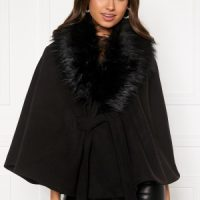 BUBBLEROOM Cornelia cape Black 34