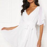 BUBBLEROOM Isabella dress White 34