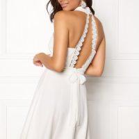 BUBBLEROOM Moa dress White L