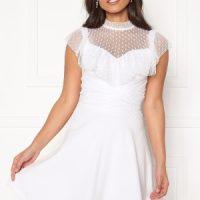 BUBBLEROOM Nilla dress White XS