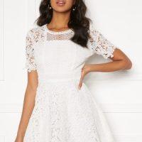 BUBBLEROOM Rixie dress White 42
