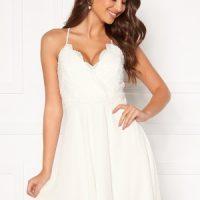 Chiara Forthi Bella dress White 40