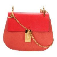 Drew Leather Crossbody Bag