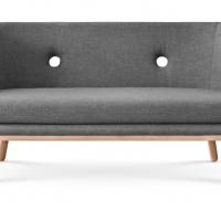 Eva Solo Phantom 2-seter sofa med bord