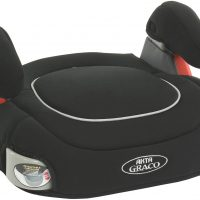 Graco Booster Deluxe Sport Black