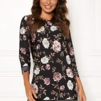 Happy Holly Blenda dress Floral 52/54S
