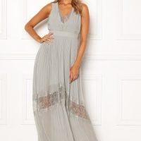 Little Mistress Waterlily Lace Maxi Dress Waterlily L (UK14)
