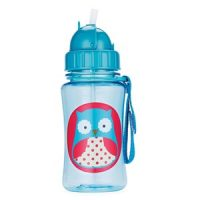 Skip Hop Zoo Bottle Owl One Size