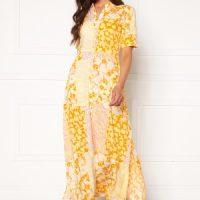Y.A.S Patcha SS Ankle Dress Golden Haze M