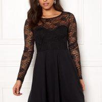BUBBLEROOM Grace lace dress Black XXL