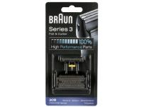 Braun Folia + blok ostrzy 30B SYNCROPRO/SYNCRO