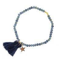 Crystal Bead Bracelet 4 MM