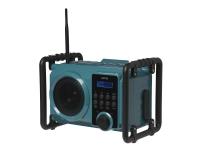 DENVER WRD-50 - Jobsite DAB radio - 5 watt