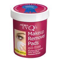 Eye Q Makeup Remover Pads Oil-Free, Andrea Sminkefjerner