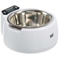 Ferplast Kjæledyrskål med integrert vekt Optima 71084200