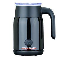Gastroback Latte Magic Melkeskummer - Svart