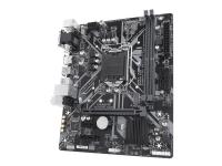 Gigabyte H310M S2H - 1.0 - hovedkort - mikro ATX - LGA1151 Socket - H310 - USB 3.1 Gen 1 - Gigabit LAN - innbygd grafikk (CPU kreves) - HD-lyd (8-kanalers)