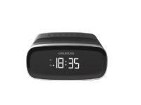 Grundig Sonoclock 1500, Klokke, Analog og digital, AM,FM, 1 W, LED, Svart