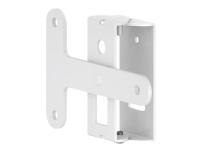 Hama - Mount for høyttaler(e) (Easy-Fix) - metall - hvit - veggmonterbar - for Sonos PLAY:3