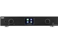 Imperial DABMAN i500BT Internetradio HiFi-tuner Sort Bluetooth®, DAB+, USB, WLAN