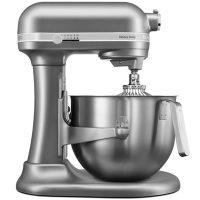Kitchenaid Heavy Duty Kkenmask Ine Silver Med Lt Kjøkkenmaskin - Sølv
