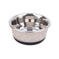Little&Bigger Prima Metall Hundeskål (230 ml)